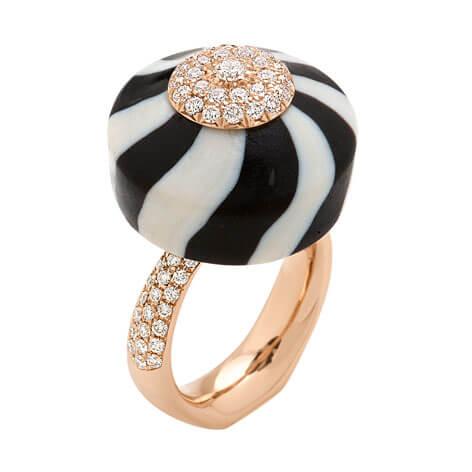 Collezione Francesca Villa - Anelli con diamanti