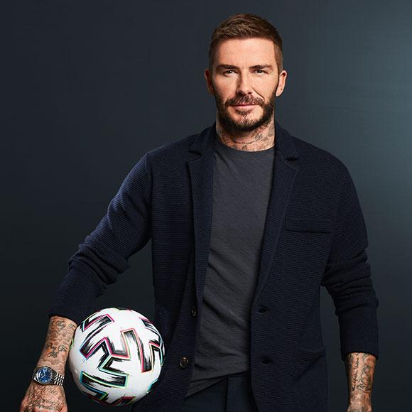 David Beckham - Ambasciatori Tudor