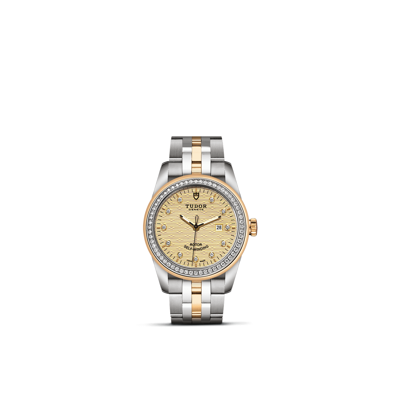 Orologio  TUDOR Glamour Date presso A. Dupanloup - Orologeria e gioielleria a